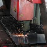 Laser-cut robot frames (Nishizaki Co, Ltd.)
