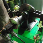 Motor load test (Yosinori Industry, Ltd.)
