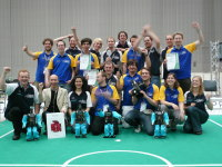 Darmstadt Dribblers won at RoboCup 2009