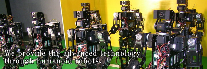 Development and Sales of Humanoid Robot