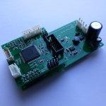 ブラシレスDCモータ制御基板