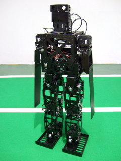HAJIME ROBOT 42 <使用例>ロボカップのCIT Brainsチーム(千葉工業大学)