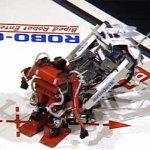 ヒューマノイドロボットの格闘競技「ROBO-ONE」