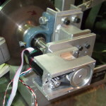 Actuator unit using a timing belt (HAJIME ROBOT 33) in motor load test