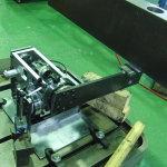 Actuator unit load test (Miki Seisakusyo Co, Ltd.)