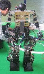はじめロボット25号機