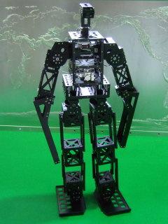HAJIME ROBOT 39 <使用例>ロボカップのCIT Brainsチーム(千葉工業大学)